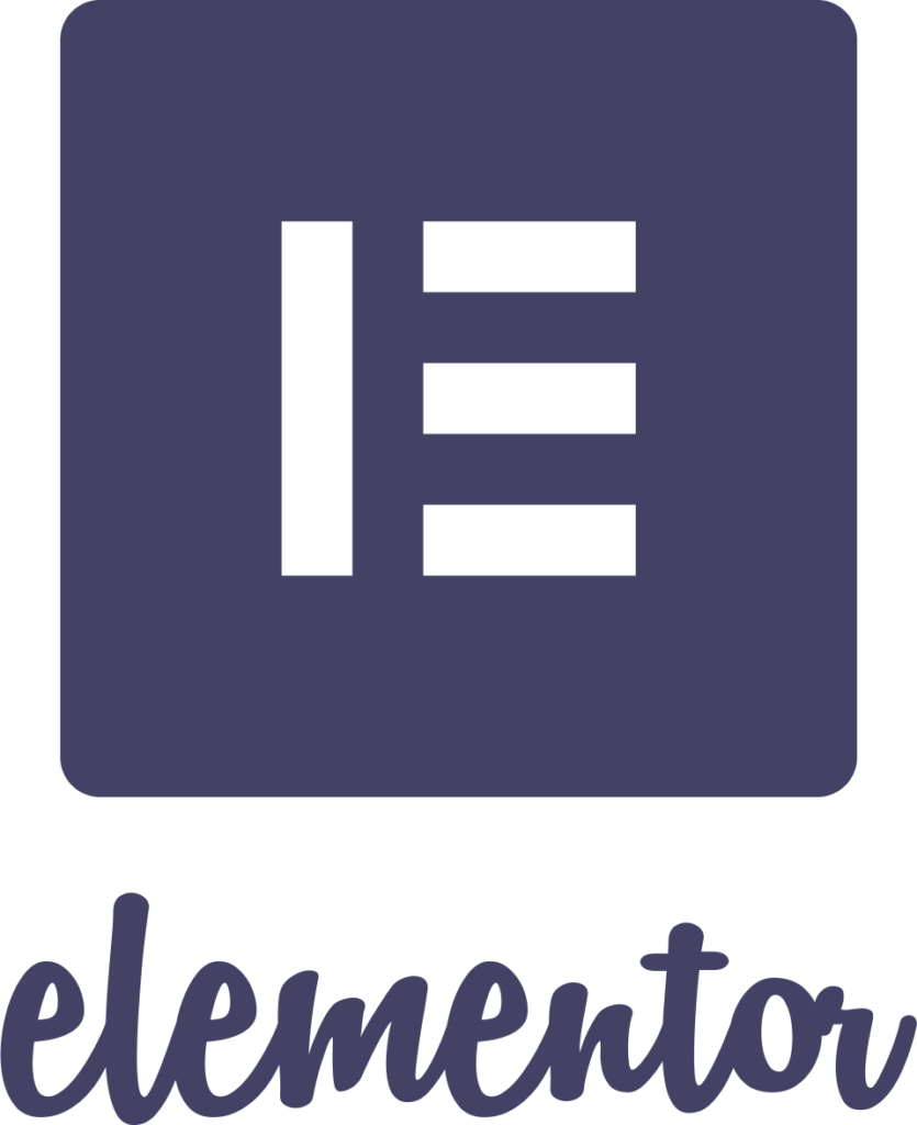 Elementor WordPress page builder plugin logo